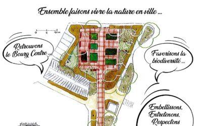 Réhabilitation de la Place du Souvenir Français